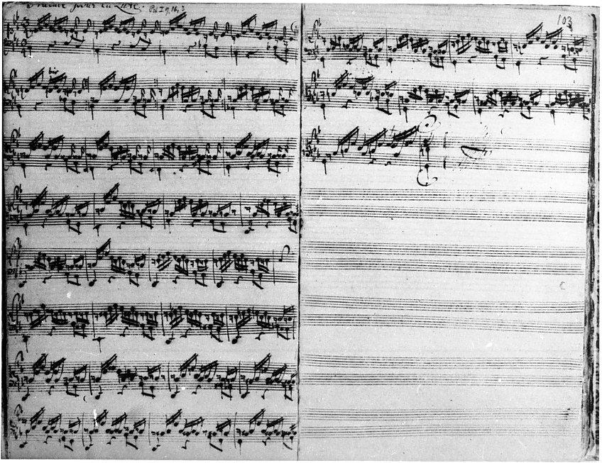 Johann Sebastian Bach - Die Brandenburgischen Konzerte - Und Ihre Leipziger Überlieferung